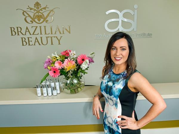 Brazilian Beauty CEO Francesca Webster